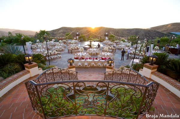 Indian-wedding-table-setting-reception-outdoors