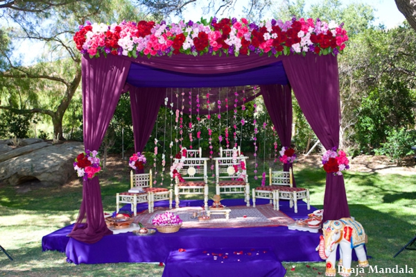 Indian-wedding-wedding-mandap-fabric-colorful
