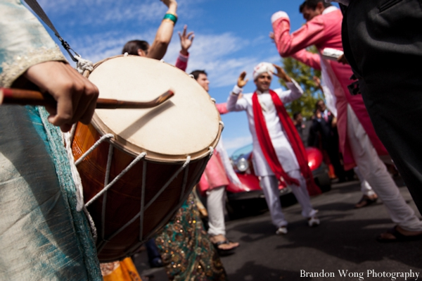 Indian-wedding-baraat-drums