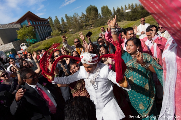 Indian-wedding-baraat-guests
