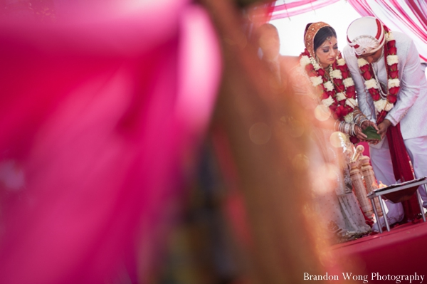 Indian-wedding-ceremony-groom-bride-decor