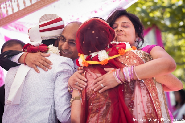 Indian-wedding-ceremony-groom-bride-family