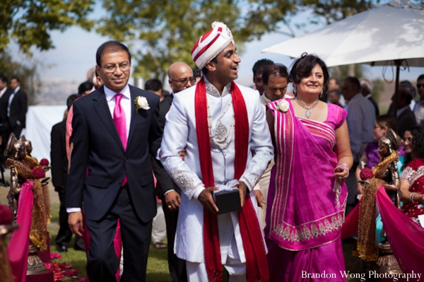 Indian-wedding-ceremony-groom-entrance