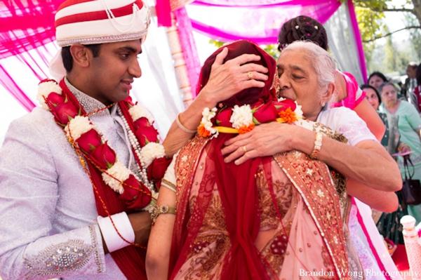 Indian-wedding-ceremony-groom-family