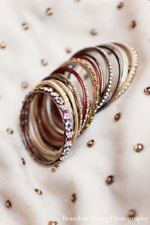 Indian-wedding-getting-ready-bangles-detail