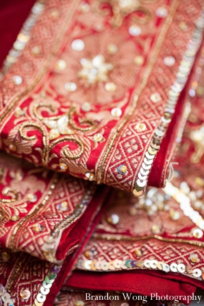 Indian-wedding-getting-ready-detail-lengha-gold