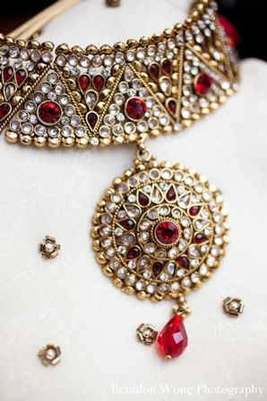 Indian-wedding-getting-ready-necklace