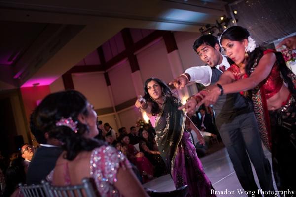 Indian-wedding-reception-guests-dance-floor