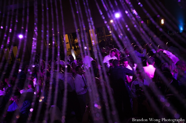 Indian-wedding-reception-lighting-decor-detail
