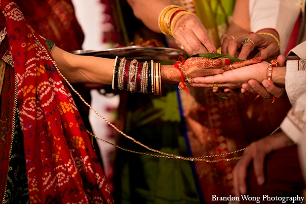 Indian wedding ceremony tradition customs in Newport Beach, California Indian Wedding by Brandon Wong Photography