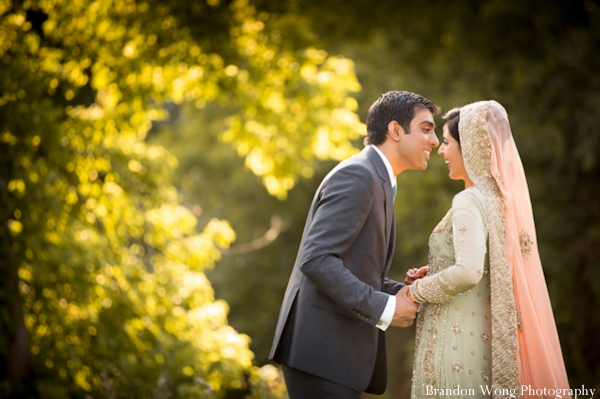 Indian-wedding-bridal-groom-portrait-outdoors