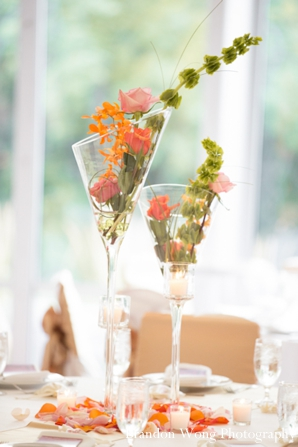 Indian-wedding-floral-centerpiece-wildflowers-color-inspirational