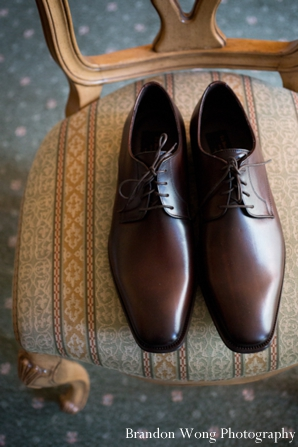 Indian-wedding-grooms-shoes-brown-leather
