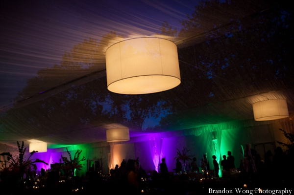 Indian-wedding-purple-green-lighting