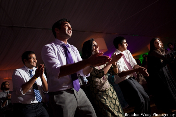 Indian-wedding-reception-dancing-entertainment