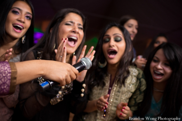 Indian-wedding-reception-entertainment-singing