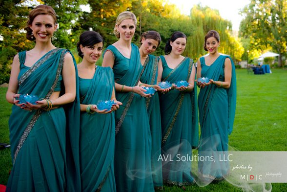 Indian outdoor weddings