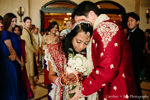 Indian wedding ceremony bride groom traditional