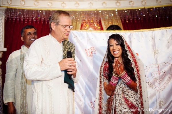 Indian wedding ceremony bride traditional