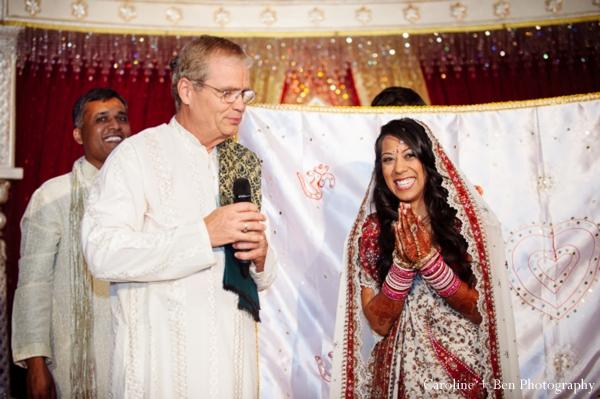 Indian wedding ceremony bride traditional