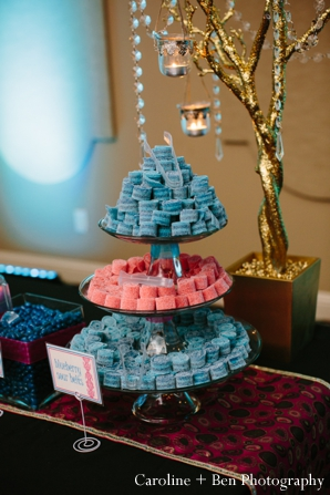 Indian wedding reception dessert ideas