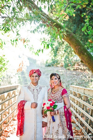 Pakistani portraits bride groom wedding in Pleasanton, California Pakistani Wedding by Cliff Brunk Photography