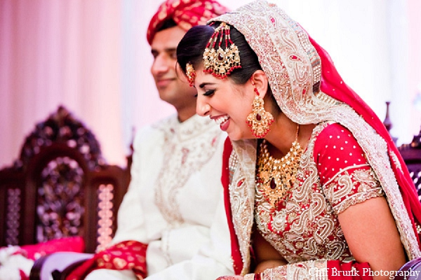 Pakistani wedding bride photography ceremony in Pleasanton, California Pakistani Wedding by Cliff Brunk Photography