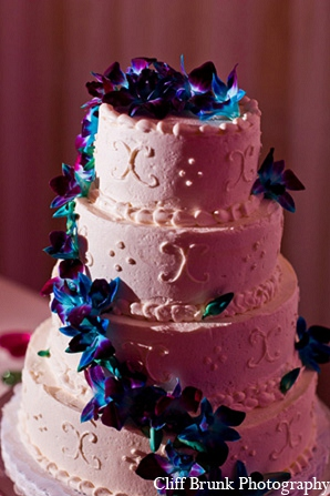 Pakistani wedding cake reception treats in Pleasanton, California Pakistani Wedding by Cliff Brunk Photography