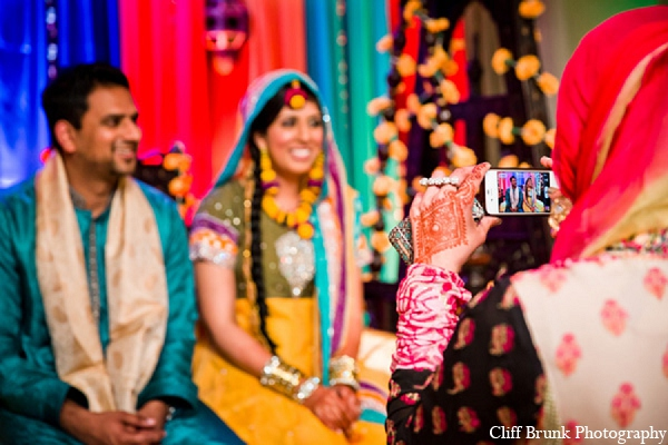 Pakistani wedding mehndi bride groom photography in Pleasanton, California Pakistani Wedding by Cliff Brunk Photography