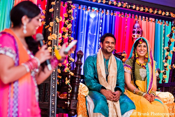 Pakistani wedding mehndi bride groom in Pleasanton, California Pakistani Wedding by Cliff Brunk Photography