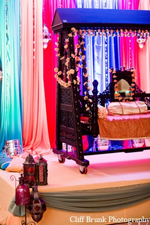 pakistani wedding mehndi night decor