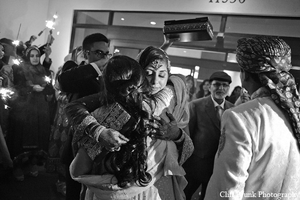 pakistani wedding reception bride photography