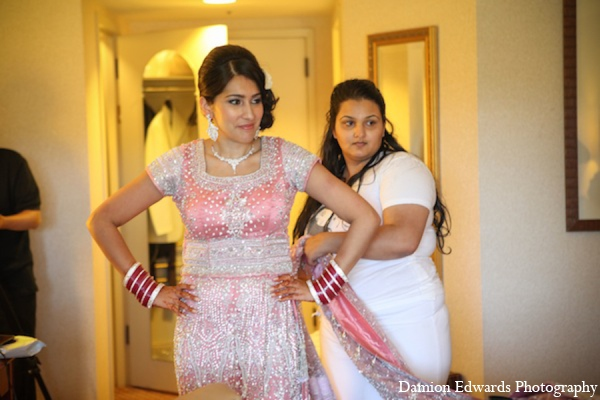 Indian wedding bridal fashion