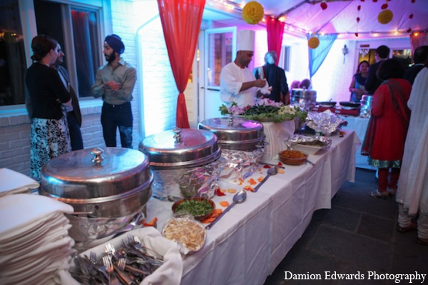 Indian wedding caterer