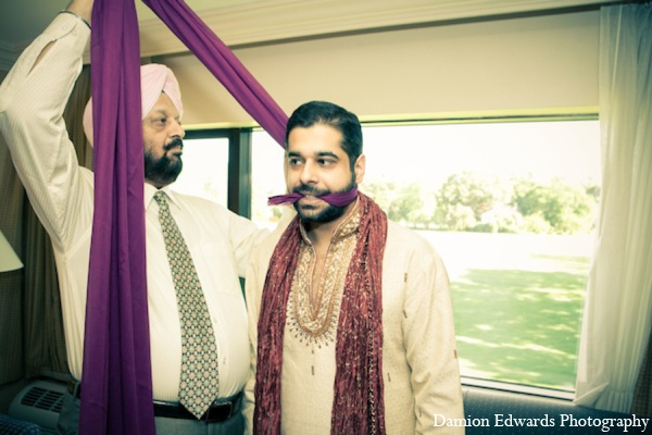 Indian wedding groom clothing