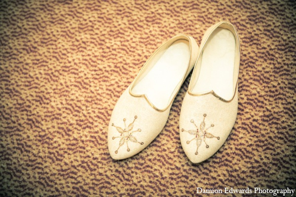 Indian wedding groom shoes