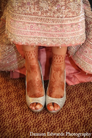 Indian wedding heels
