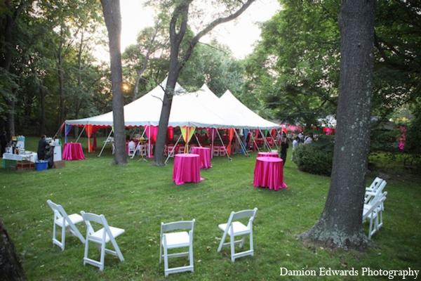 Indian wedding outdoor planning