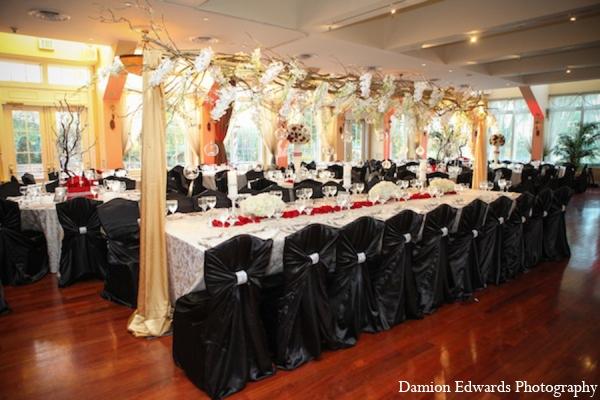 Indian Wedding Reception Design Maharani Weddings