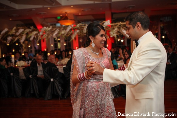Indian wedding reception ideas