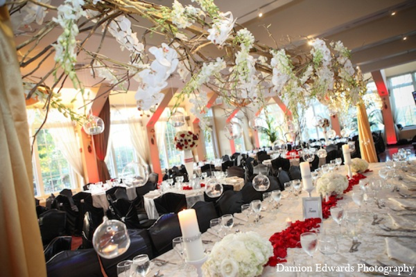 Indian wedding reception planner