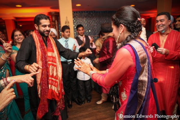 Indian wedding sangeet ideas