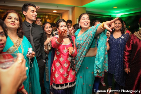 Indian wedding sangeet pictures
