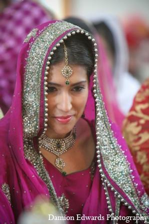 Indian wedding tikka