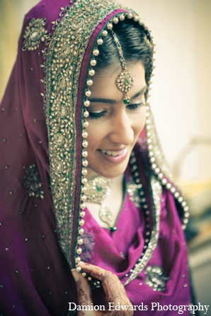 Indian wedding veil