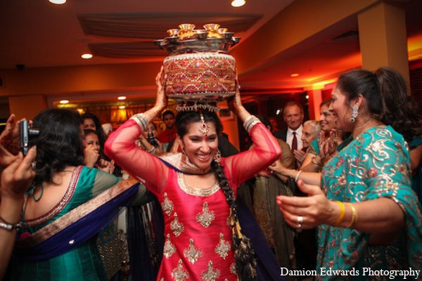 Indian wedding sangeet traditions