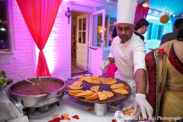 Mehndi party catering
