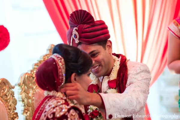 Indian wedding bride groom rituals customs