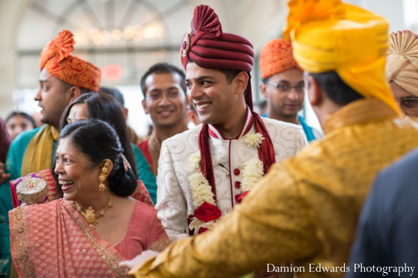 Indian wedding groom baraat celebration sherwani