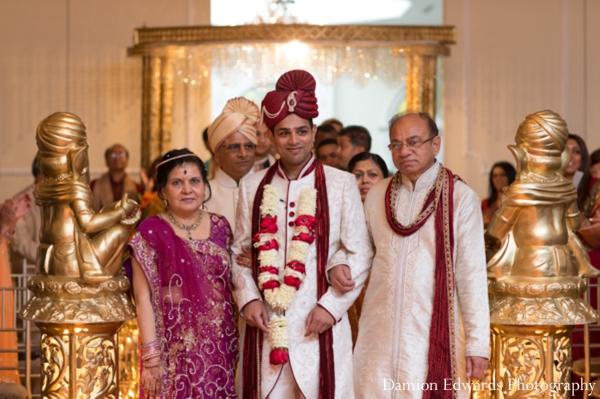 Indian wedding sherwani traditional ceremony jai mala